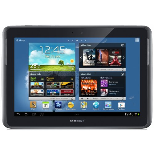 Планшет Samsung Galaxy Note 10.1 N8000 Deep Grey