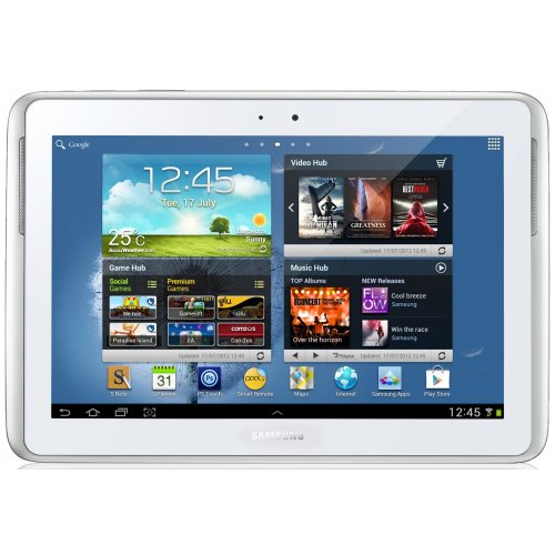 Планшет Samsung Galaxy Note 10.1 N8000 Pure White