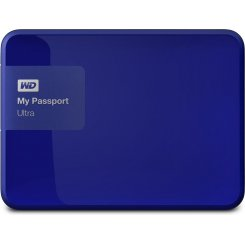 Western Digital My Passport Ultra 3TB WDBBKD0030BBL-EESN Blue