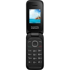 Alcatel One Touch 1035D Dual SIM Pure White