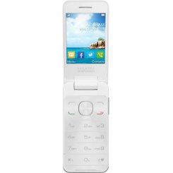 Alcatel One Touch 2012D Dual SIM Pure White