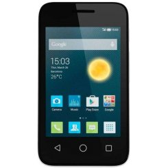 Alcatel One Touch 4009D Dual SIM White