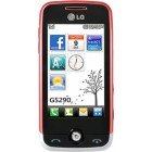 LG GS290 Red