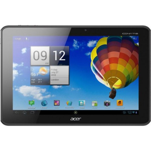 Планшет Acer Iconia Tab A510 32GB (HT.H9MEE.003) Silver