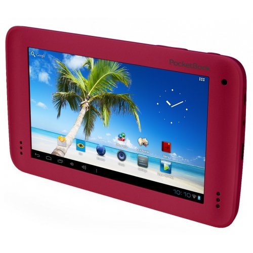 Планшет PocketBook Surfpad U7 Red