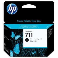 HP No.711 (CZ133A) Black