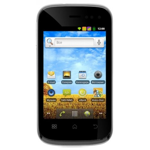Смартфон Fly IQ256 Vogue Grey