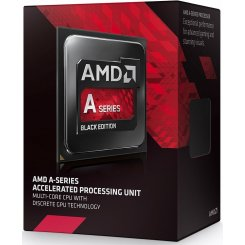 AMD A8-7670K 3.6GHz 4MB sFM2+ Box (AD767KXBJCBOX)