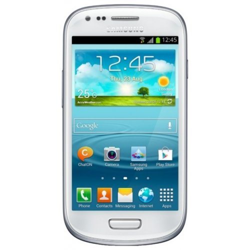Смартфон Samsung Galaxy S III mini I8190 Marble White