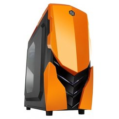RAIDMAX NINJA II без БП (A06WBO) Black/Orange