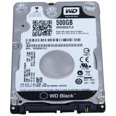 Western Digital Black 500GB 32MB 2.5