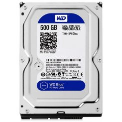 Western Digital Blue 500GB 32MB 3.5