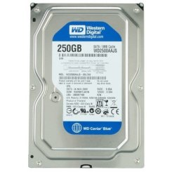 Western Digital Caviar Blue 250GB 8MB 3.5