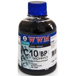 WWM C10/BP 200ml Black