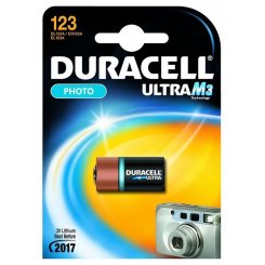 Duracell DL (CR2) Ultra M3 1шт (75062550)