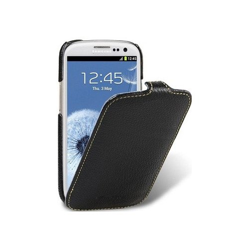 Чехол Melkco Jacka Type Leather для Samsung Galaxy SIII i9300 Black