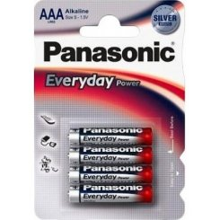 Panasonic AAA (LR03) Everyday Power 4шт (LR03REE/4BR)