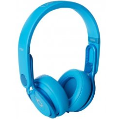 Beats Mixr High-Performance Professional Headphones MHC52ZM/A Light Blue