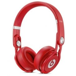 Beats Mixr High-Performance Professional Headphones MH6K2ZM/A Red