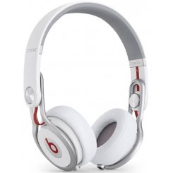 Beats Mixr High-Performance Professional Headphones MH6N2ZM/A White