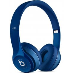 Beats Solo2 On-Ear Headphones MHBJ2ZM/A Blue