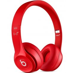 Beats Solo2 On-Ear Headphones MH8Y2ZM/A Red
