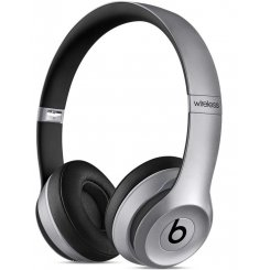Beats Solo2 Wireless Headphones MKLF2ZM/A Space Grey