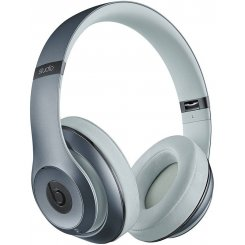 Beats Studio 2 Over-Ear Headphones MHC32ZM/A Metallic Sky
