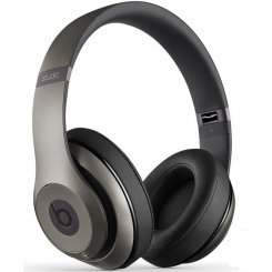 Beats Studio 2 Over-Ear Headphones MHAD2ZM/A Titanium