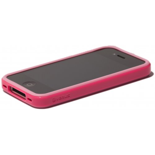 Чехол Verus Crutial Mix Bumper Apple iPhone 4S Pink/Pink