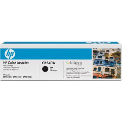 HP 125A (CB540A) Black