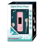 Transcend T-Sonic 330 8GB Pink