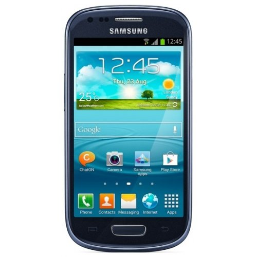 Смартфон Samsung Galaxy S III mini I8190 Metallic Blue