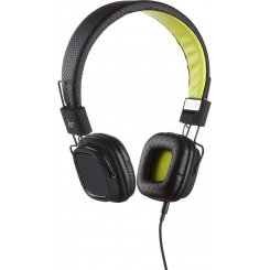 KitSound Clash On-Ear Black