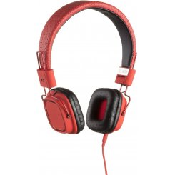 KitSound Clash On-Ear Red