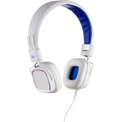 KitSound Clash On-Ear White