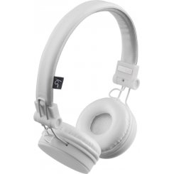 KitSound Malibu on-ear White