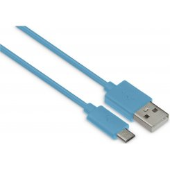 Kit Micro USB (8600USBDATBLKT) Blue