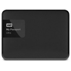 Western Digital My Passport Ultra 1.5TB WDBBKD0015BBK-EESN Black