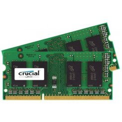 Crucial SODIMM DDR3 16GB (8Gbx2) 1600Mhz (CT2KIT102464BF160B)