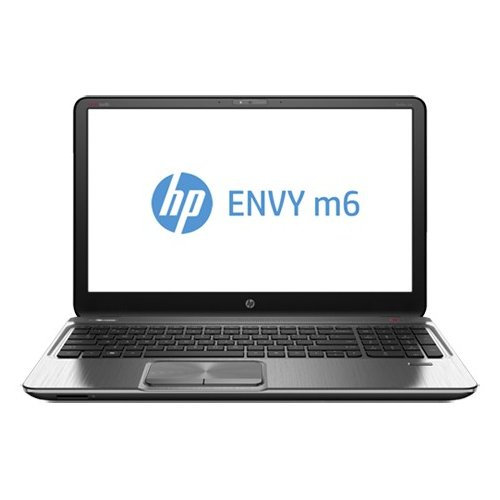 Ноутбук HP Envy m6-1152er (C0Y07EA) Natural Silver
