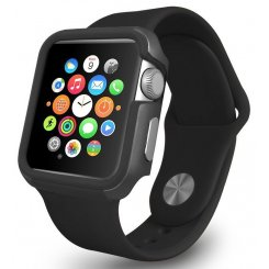 Ozaki O!coat Shockband для Apple Watch 38mm (OC620BK) Black