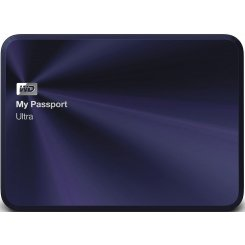 Western Digital My Passport Ultra 3TB WDBEZW0030BBA-EESN Blue
