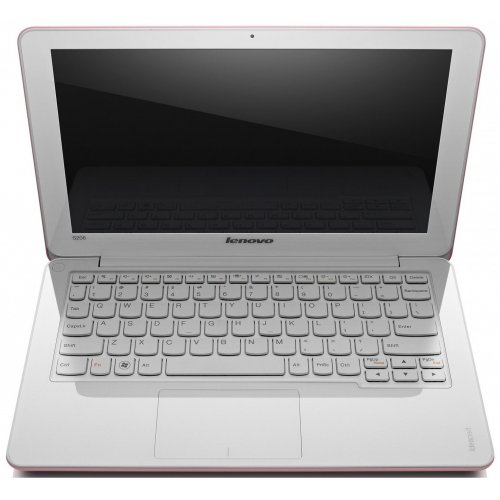 Ноутбук Lenovo IdeaPad S206 (59-340476) White