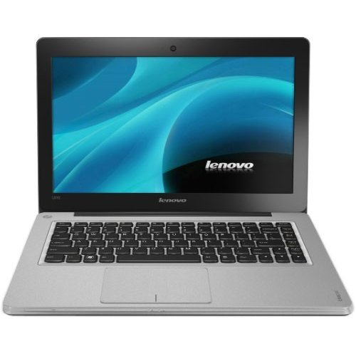 Ноутбук Lenovo IdeaPad U310 (59-341060) Gray