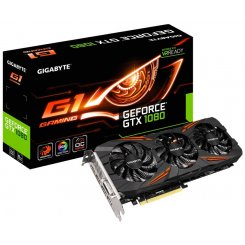 Gigabyte GeForce GTX 1080 G1 Gaming 8192MB (GV-N1080G1 GAMING-8GD)
