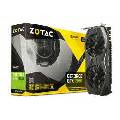 Zotac GeForce GTX 1080 AMP Edition 8192MB (ZT-P10800C-10P)