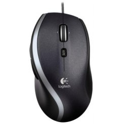 Logitech Corded M500 Black