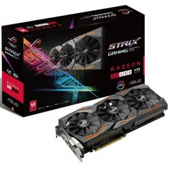 Asus ROG Radeon RX 480 STRIX 8192MB (STRIX-RX480-8G-GAMING)