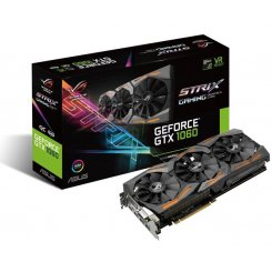 Asus ROG GeForce GTX 1060 STRIX OC 6144MB (STRIX-GTX1060-O6G-GAMING)